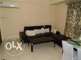 1 bedroom fully furnished flat in Adliya
