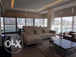 3 Bedroom Fully Furnished Apartment in Reef Island Full Sea View