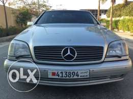 For Sale 1997 Mercedes Benz CL600 Japan Specification