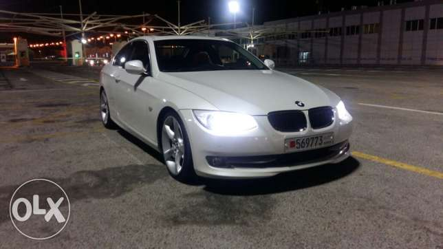 BMW 335i V6 Twin Turbo 2012