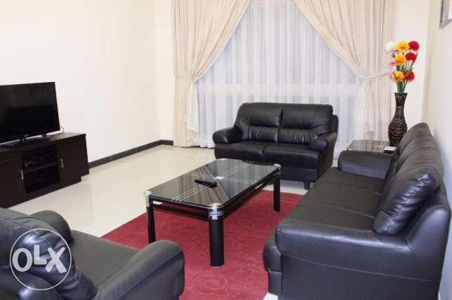2 bedroom Apartment fully furnished in juffair/inclusive