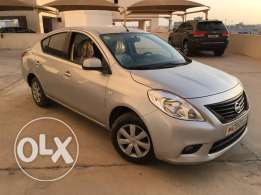 Nissan Sunny 2012, insurance write off/ registration required, 80k KM