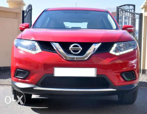 Nissan X-trial 2015,good condition,non accident,provides bank loan