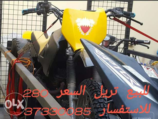 Motorcycle تريل . for sale