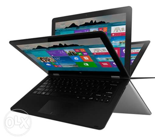NEW notebook 360° convertible touchscreen laptop boxpack with warranty الرفاع‎ -  1