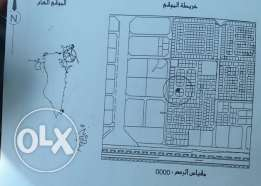 Commercial Land for sale in new Hidd