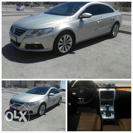 Volkswagen cc 2011 Turbo agent maintnance
