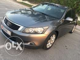 Honda Accord 2009 Full option