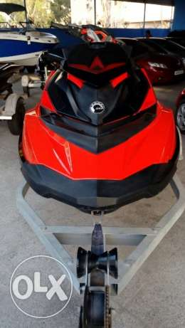For Sale 2016 Seadoo RXP300 RS Single Owner Bahrain Agency