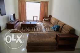 Furnished apartment for rent in the Janabyia.