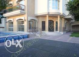 Hamala 5 Bedroom semi furnished villa for rent with private pool