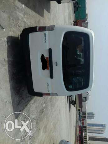 Nissan Passenger Urvan 2010 Model for sale