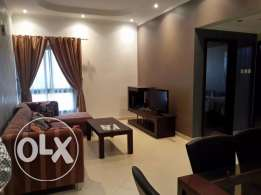 2 Bedroom flat in Adliya for rent fully furnished