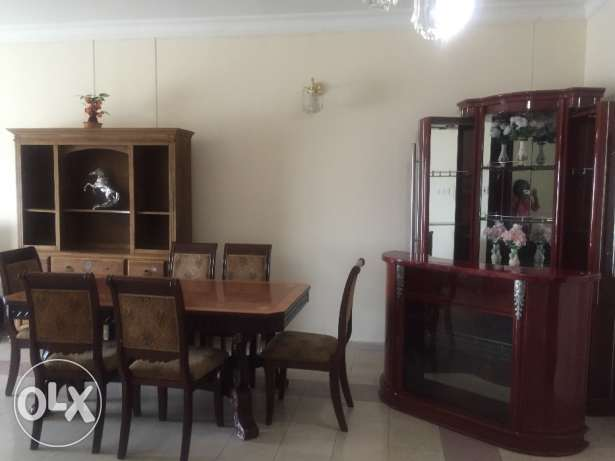 3 Bedrooms Fully Furnished Apartment in Juffair