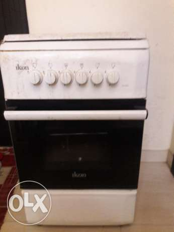 Used Cooking Range (IKON) (GAS)