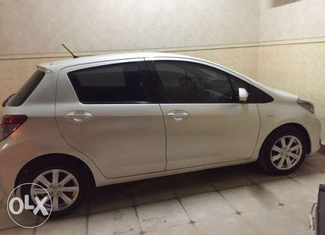 Toyota Yaris2013 hatchback