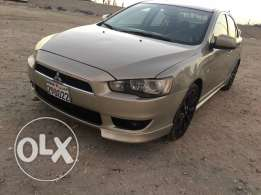 Mitsubishi Lancer GT full option