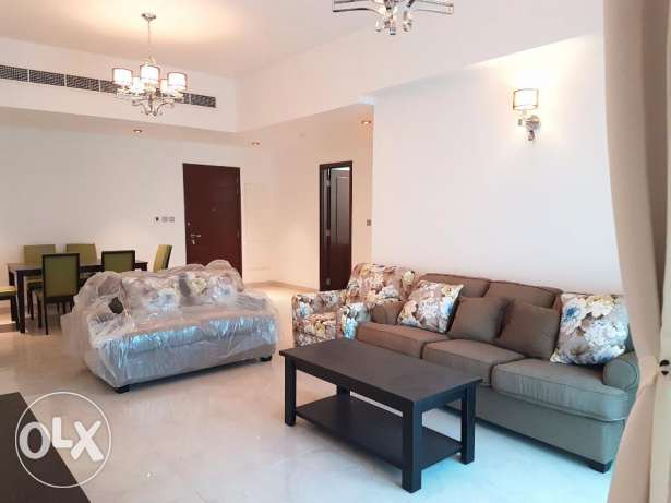 Juffair Height Spring Hill 2 Bedroom Flat (Ref No:1JFP)