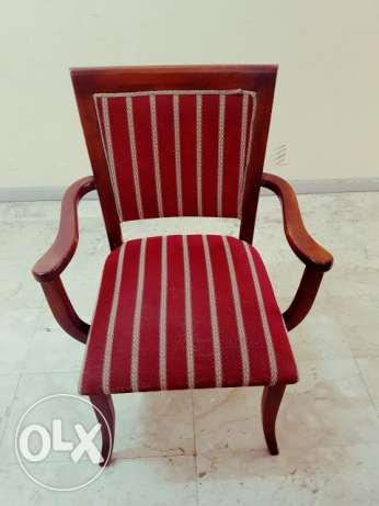 SOLID Wooden chair BD 10