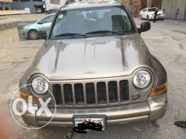 Jeep cherokee 2007, 72,000 Km full insurance
