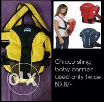 baby carrier Chico