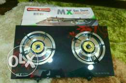 Mx Glass Stove Burner Brand new sealed pack