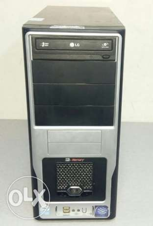 Desktop PC DUAL CORE /LG dvd writer