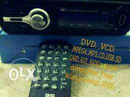 Dvd stereo + ampifire for sale. . Free delivery