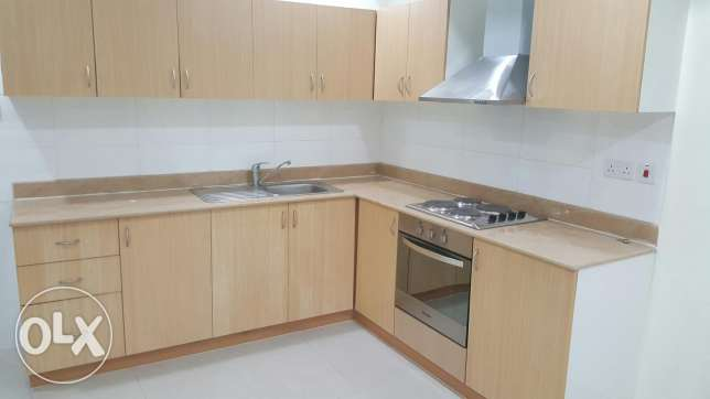 Semi furnished 2 BHK with balcony