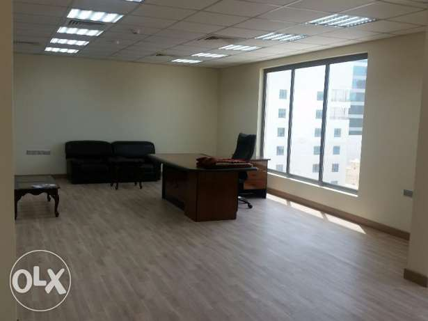 Medium sized office available in a good location in Seef area
