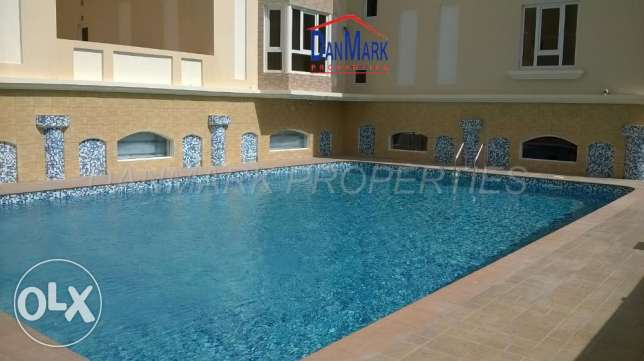 SAAR Luxury Semi Furnished 3 BR Apartment is available for rent INCL
