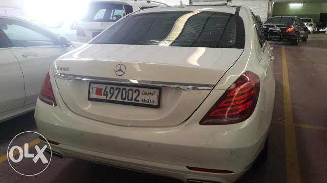 Agency maintained S Class, In excellent condition!! for immediate sale المنامة -  2
