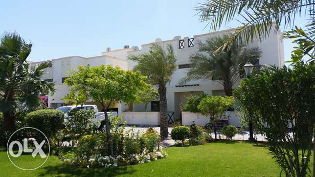 green family compound villa with private pool saar
