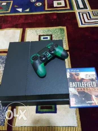 Ps4 for sale with one game