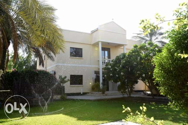 (Rf No: BYM34) Modern Semi Furnished Villa At Budaiya