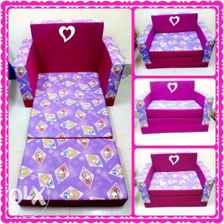 Made to order Medicated Foam Sofa Bed