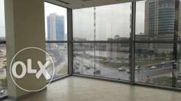 700m2 office space with 30 glass partition in Seef BD. 5474/-