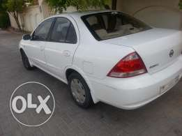 nissan sunny 2007 , 1400 BD , automatic