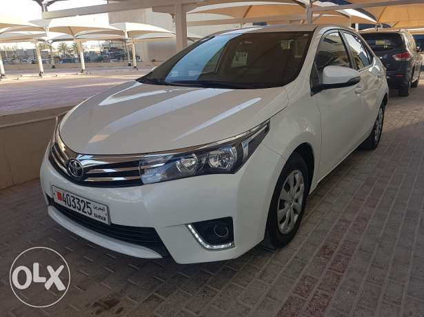 Toyota Corolla Xli-2.0 - 2014 - Excellent Condition