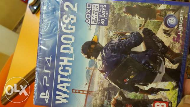 Watch dogs 2 new