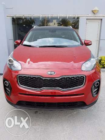 Kia SPORTAGE 2016 Full Option