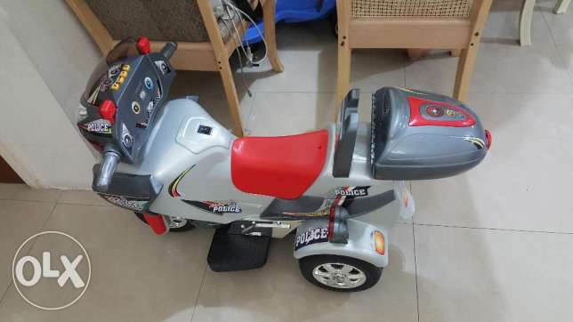Kids electric bike- mothercare