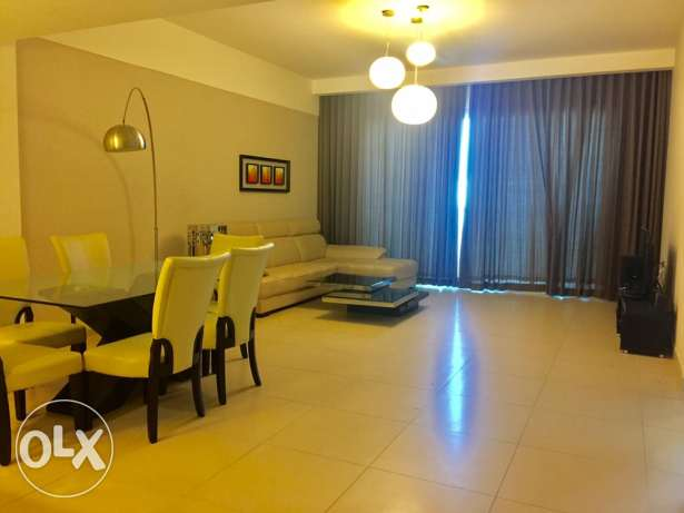Two bedrooms with Maid,s room apartment in Amwaj-Island.