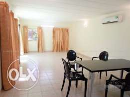 3 Bedroom semi furnished compound villa near British School