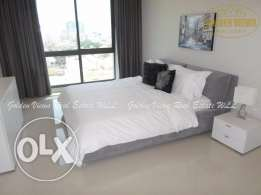fully furnished modern luxury flat for rent in mahooz - all inclusive