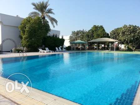 very specious villa with huge garden budaiya950