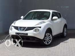 Nissan Juke 1.6 L White 2014 For Sale