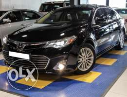Toyota - avalon limited 2013