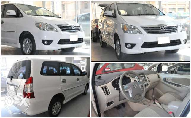 Toyota Innova 2012 Model Good condition For sale