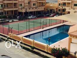 Apartment for rent in Hamala compound